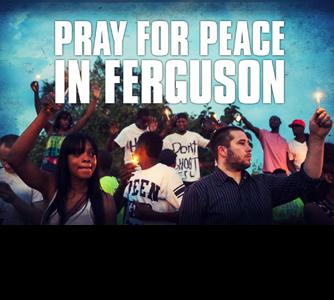Ferguson, MO: Stop the Hate