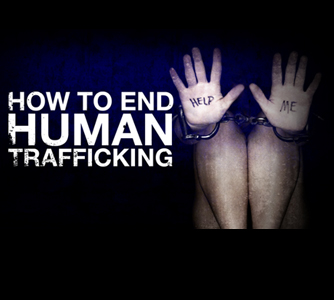 How the Church Can End Human Trafficking