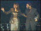 Sandra and Andrae Crouch
