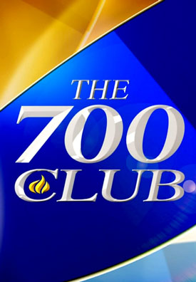 The 700 Club Cover Image