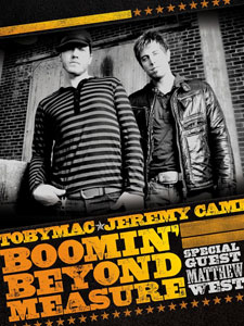 tobyMac and Jeremy Camp