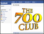 The 700 Club on Facebook