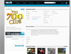 The 700 Club on Veoh