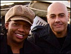 Michael Tait and Peter Furler