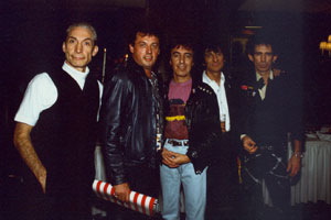 Scott Ross and the Rolling Stones