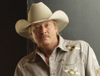 Alan Jackson (Photo credit: Russ Harrington)