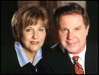 Pastors Jim and Carol Cymbala