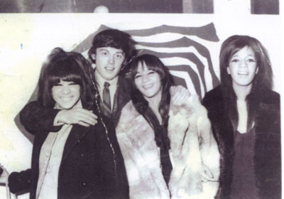 Ross and the Ronettes
