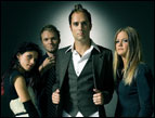 Music Award Nominees - Skillet