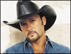 Tim McGraw on Cross Country Radio