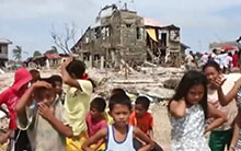 disaster in philippines