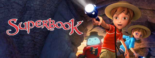 Superbook Kids' Animation