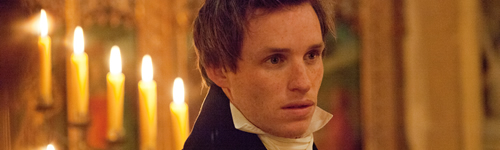 Eddie Redmayne as Marius
