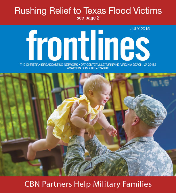 Frontlines Cover