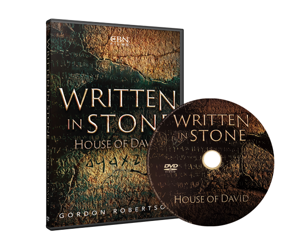 Written In Stone: House Of David DVD Cover