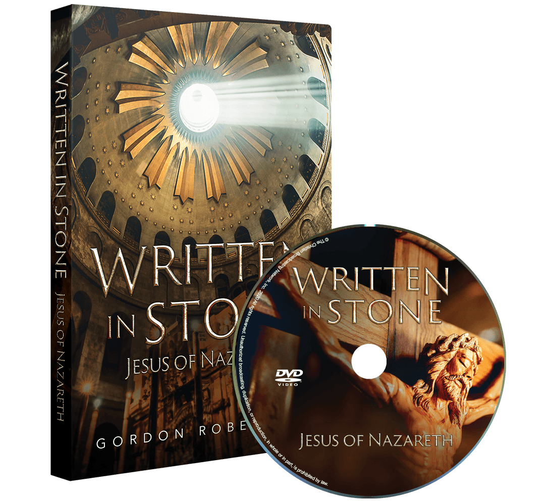 Written In Stone DVD Cover