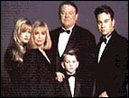 the Barbara Mandrell family
