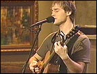 Bebo Norman on The 700 Club in 2003