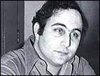 David Berkowitz in 1977