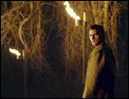 Lucius Hunt (Joaquin Phoenix) in 'The Village'