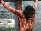 Jim Caveizel in 'The Passion of the Christ'
