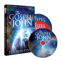 The Gospel John Recorded by Pat Robertson