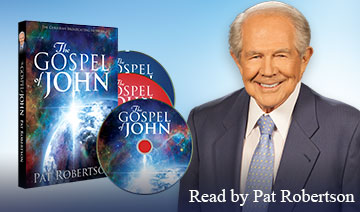The Gospel of John Recorded by Pat Robertson