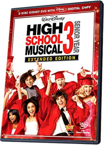 Exclusive HSM3 Ringer T-Shirt