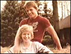 Tammy and Trent as teenagers