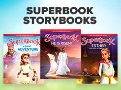 Superbook Storybooks