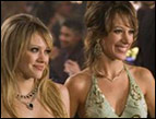 Hilary and Haylie Duff in 'Material Girls'