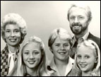 The Heche family