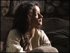 Keisha Castle-Hughes as Mary in 'The Nativity Story'. Photo © 2006 by Jaimie Truebloood/New Line Productions, Inc. All Rights Reserved.