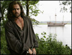 Colin Farrell as John Smith in 'The New World'