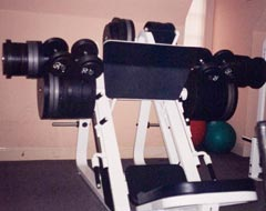 2,000 pounds on the leg press