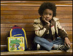 Jaden Christopher Syre Smith stars in Columbia Pictures' drama 'The Pursuit of Happyness,' Photo Credit: Zade Rosenthal
