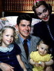 Reagan Family