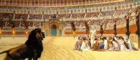 Gordon Robertson: How Christianity Survived in Pagan Rome