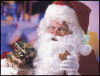 daily devotion picture of santa claus