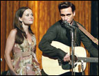 Reese Witherspoon and Joaquin Phoenix in 'Walk the Line'