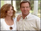 Rene Russo and Dennis Quaid in 'Yours, Mine & Ours'