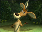 Elliot (voiced by Ashton Kutcher) in 'Open Season'