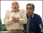Steve Martin and Eugene Levy in 'Cheaper By the Dozen 2'
