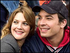 Drew Barrymore and Jimmy Fallon in 'Fever Pitch'