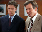 Topher Grace and Dennis Quaid in 'In Good Company'