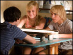 Logan Lerman, Brie Larson, and Cody Linley in 'Hoot' - Photo by New Line Cinema