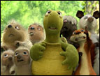 'Over the Hedge'