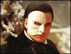 Gerard Butler in Andrew Lloyd Webber's 'The Phantom of the Opera '
