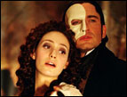 Emmy Rossum and Gerard Butler in Andrew Lloyd Webber's 'The Phantom of the Opera '