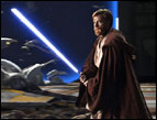 Ewan McGregor as Obi-Wan Kenobi in 20th Century Fox's Star Wars: Episode III -- Revenge of the Sith